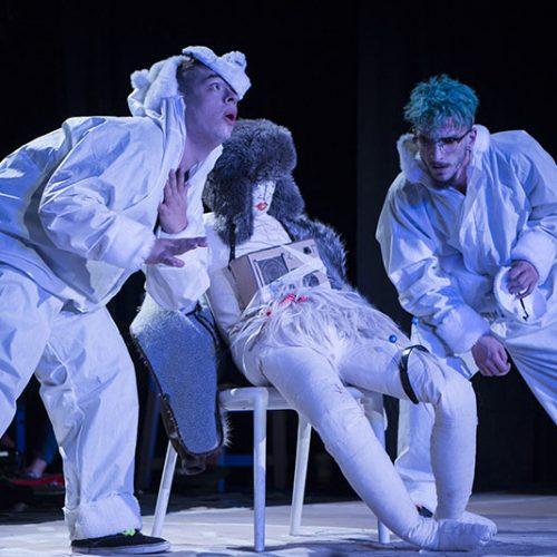 """Θεατρική παράσταση στη Βέροια """"Η κατσαρίδα"""", Παρασκευή 9 Μαρτίου"""