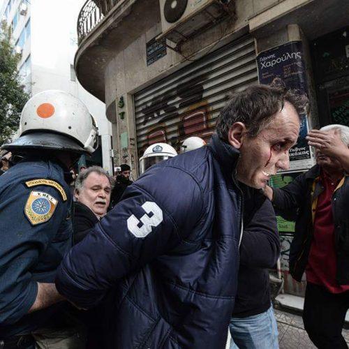 """""""Οι «53», οι πλειστηριασμοί, τα ΜΑΤ και η… πολιτική τσίπα"""" γράφει ο  Παναγιώτης Θεοδωρόπουλος"""