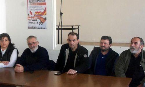 Στη Βέροια συνεδριάζει η Πανελλαδική Επιτροπή των Μπλόκων, Τετάρτη 21 Μάρτη