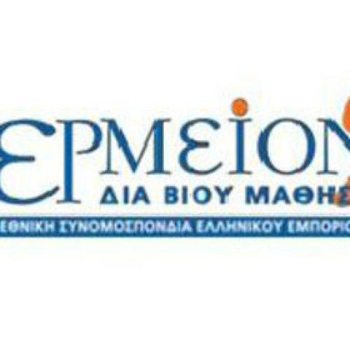"""Εμπορικός Σύλλογος Αλεξάνδρειας: """"Δυνατότητα  ηλεκτρονικής εκπαίδευσης εμπόρων- καταστηματαρχών και υπαλλήλων τους"""""""