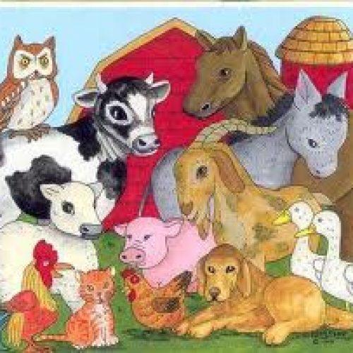 """""""Η Βουλή των Ζώων"""" από τη θεατρική ομάδα του Πολιτιστικού Συλλόγου Βεργίνας """"Αιγές"""""""