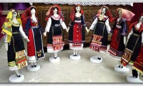 """Εκδηλώσεις αφιερωμένες στις παραδοσιακές φορεσιές από τον όμιλο """"Αράπιτσα"""""""