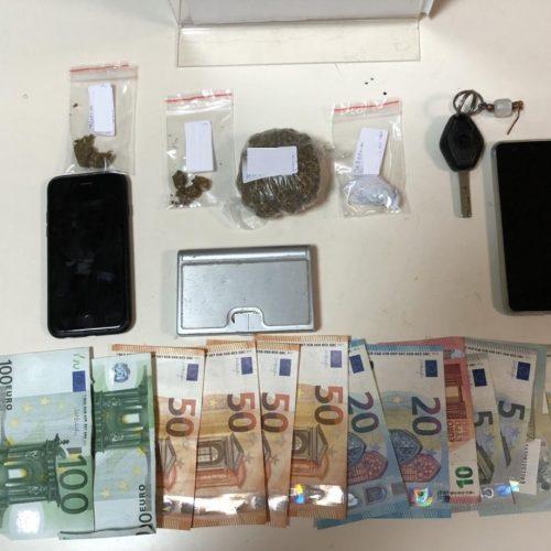 Συλλήψεις για ναρκωτικά από αστυνομικούς του Τ. A. Βέροιας