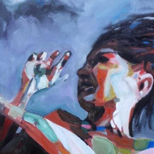 Έκθεση του ζωγράφου Στέλιου Ζαχαρούδη στη Θεσσαλονίκη. Εγκαίνια, Σάββατο 21 Απριλίου