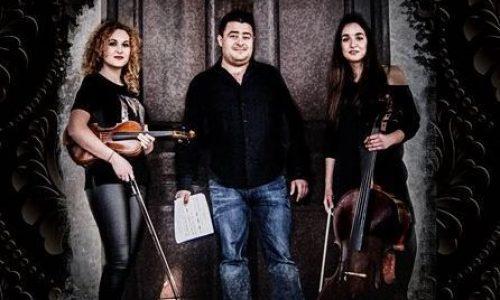 Ρεσιτάλ Πιάνου, Βιολιού και Βιολοντσέλου διοργανώνει το Ωδείο της Μητρόπολης