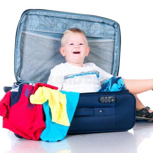 """""""Ο μικρός τουρίστας - Μια βαλίτσα ταξιδεύει… στη Βέροια"""""""