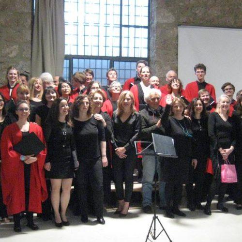 """""""Ηχώ Βερόης"""" - Χορωδία του Πανεπιστημίου του Εδιμβούργου. Μια εντυπωσιακή μουσική συνύπαρξη"""
