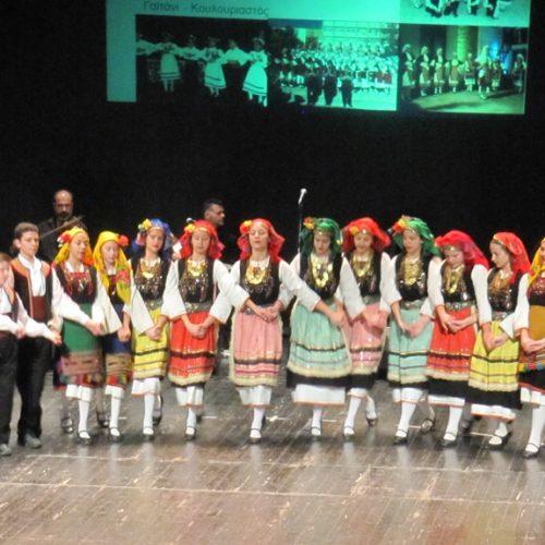 Ξεκίνησε με επιτυχία το 4ο Παιδικό Φεστιβάλ Παραδοσιακών Χορών του Λυκείου Ελληνίδων Βέροιας