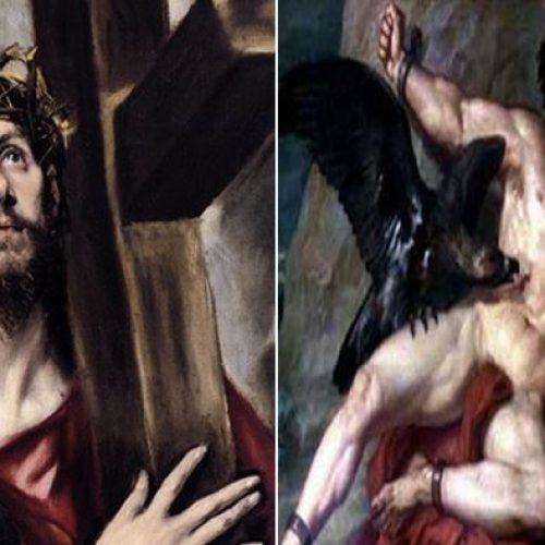 """""""Προμηθέας – Χριστός. Η πάσχουσα ανθρωπότητα"""" γράφει ο Ηλίας Γιαννακόπουλος"""