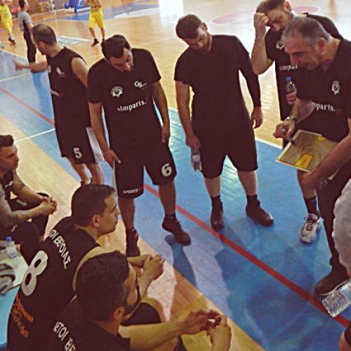 Μπάσκετ: Αήττητοι ολοκλήρωσαν την κανονική διάρκεια του πρωταθλήματος οι Αετοί Βέροιας!