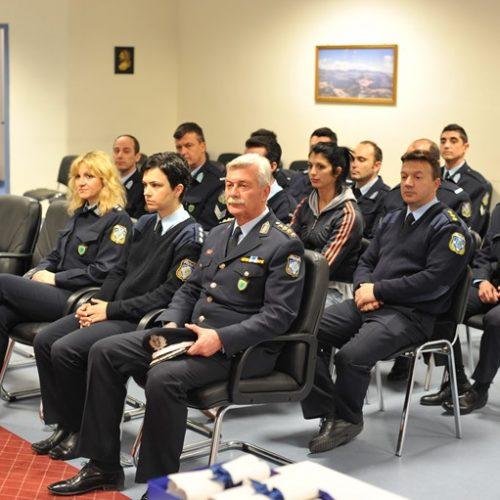 Με επιτυχία πραγματοποιήθηκε σειρά εκπαιδεύσεων προσωπικού της Ελληνικής Αστυνομίας