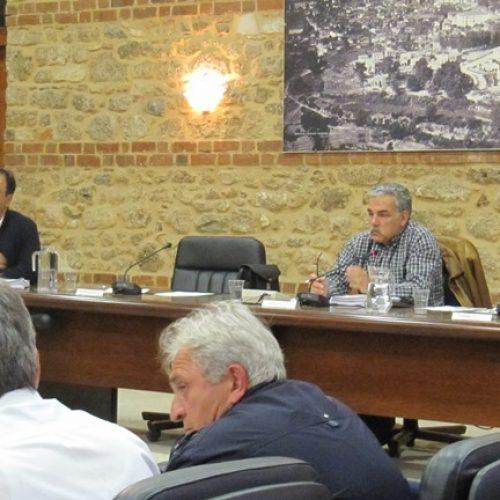 Ο Δήμος αισιοδοξεί για τη χρηματοδότηση έργων αγροτικής οδοποιίας