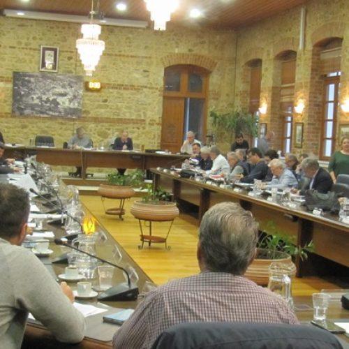 Έκτακτη συνεδρίαση του Δημοτικού Συμβούλιου Βέροιας για τη μετάθεση της ημέρας της Λαϊκής Αγοράς