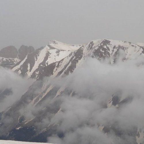 """Όλυμπος απο Κοκκινοπηλό: """"Μία εξόρμηση, δύο διαδρομές, τρεις κορυφές"""""""