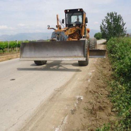 Έργα 692.000€ για αγροτική οδοποιία ενέταξε ο Δήμος Βέροιας στο Πρόγραμμα Αγροτικής Ανάπτυξης
