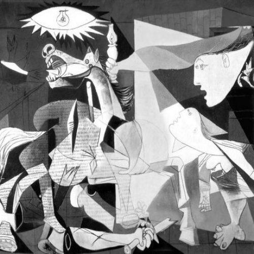 """""""Η κραυγή της Γκουέρνικα"""" γράφει η Σοφία Χουδαλάκη"""