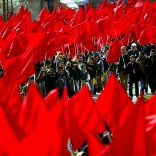 """Εργατικό Κέντρο Νάουσας: """"1η Μάη. Αγώνας ενάντια στην εκμετάλευση για την τελική νίκη των λαών"""""""