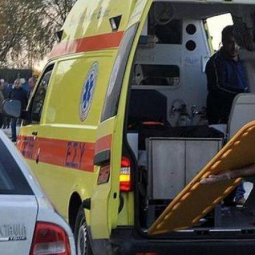 Θανατηφόρο τροχαίο με μοτοσικλέτα στη Βεργίνα - Νεκρός 25χρονος