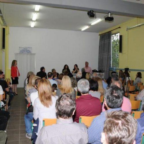 Ημερίδα Διάχυσης Αποτελεσμάτων Ευρωπαϊκού Προγράμματος ERASMUS+ στην Κύπρο του Τομέα Γεωπονίας του 1ου ΕΠΑ.Λ. Βέροιας