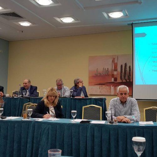 Ο νέος κανονισμός προστασίας προσωπικών δεδομένων  στην  συνδιάσκεψη  του  Δ.Σ.  του  ΠΙΣ