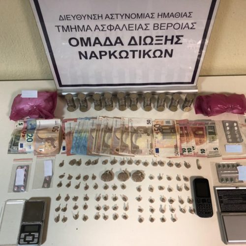 Στοχευμένοι έλεγχοι για την καταπολέμηση της διακίνησης των ναρκωτικών