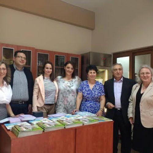 Βιωματική παρουσίαση παιδικών βιβλίων από το Σύλλογο Σπουδαστών Γονέων και Φίλων του Ωδείου της Μητρόπολης