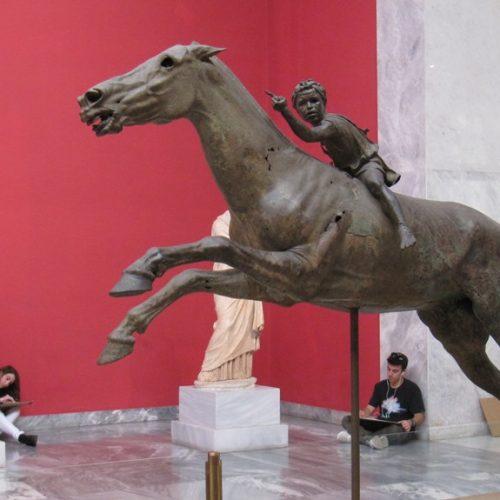 Διεθνής Ημέρα Μουσείων - Αφιέρωμα στο Εθνικό Αρχαιολογικό Μουσείο