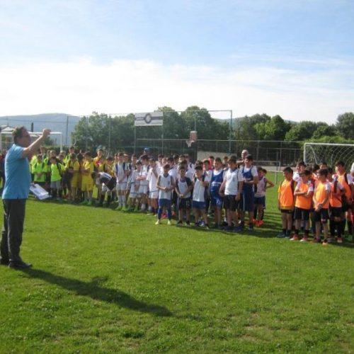 Αγώνες ΑθλοΠΑΙΔΕΙΑΣ Ποδοφαίρου Δημοτικών Σχολείων περιοχής Βέροιας