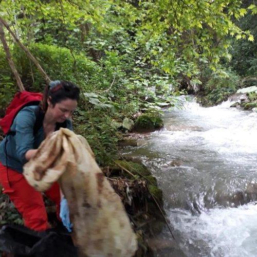 Εθελοντική δράση του ποταμού Τριπόταμου
