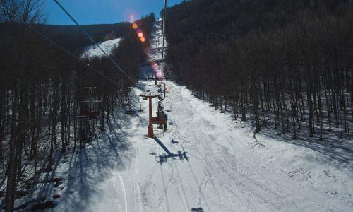 Δωρεάν ο αναβατήρας του χιονοδρομικού κέντρου των 3-5 Πηγαδιών του Αγίου Πνεύματος