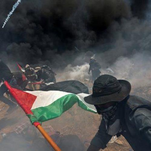 Καταγγελία του Μ-Λ  ΚΚΕ για τη νέα σφαγή στη Γάζα