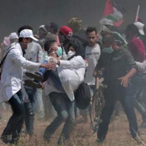 ΣΥΡΙΖΑ Ημαθίας: Αποτροπιασμό προκαλεί η σφαγή   αμάχων παλαιστίνιων από το κράτος του Ισραήλ