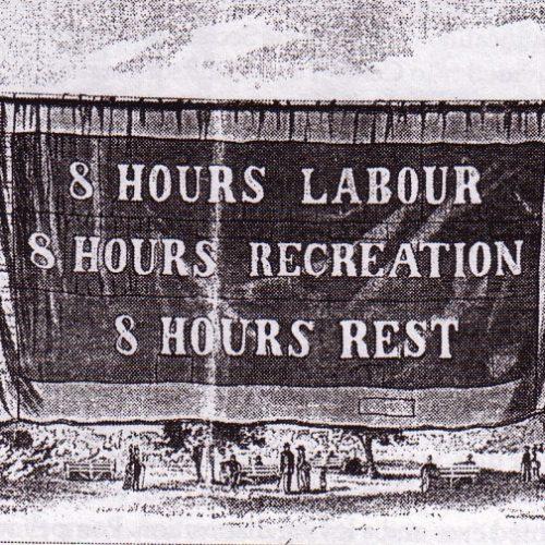 """""""8 ώρες δουλειά, 8 ώρες ψυχαγωγία, 8 ώρες ξεκούραση""""  γράφει η Μένια Μαραγκού"""