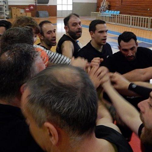 Μπάσκετ: Έκαναν το 1-0 οι Αετοί Βέροιας και θέλουν μία νίκη για τον τίτλο της Β ΕΚΑΣΚΕΜ