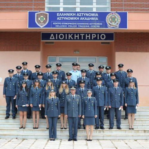 Εκπαιδευτικές δράσεις της Σχολής της Ελληνικής Αστυνομίας στη Βέροια
