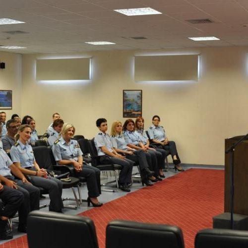 Ανακοίνωση της Σχολής της Ελληνικής Αστυνομίας στη Βέροια