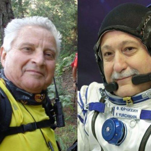 Οι δύο Γραμματικόπουλοι, ο ορειβάτης κι ο… κοσμοναύτης!