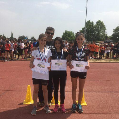 Διεξήχθησαν οι αγώνες ΑθλοΠΑΙΔΕΙΑΣ Στίβου Δημοτικών περιοχής Βέροιας - Οι διακριθέντες   μαθητές-τριες