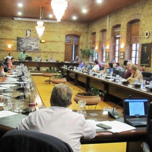 """""""Ο Κλεισθένης"""", το σχέδιο νόμου για την Τοπική Αυτοδιοίκηση, συζητήθηκε στο ΔΣ της Βέροιας"""
