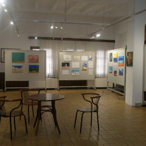 Έκθεση ζωγραφικής ΣΟΦΨΥ Ημαθίας  από Τετάρτη 9 έως Σάββατο 12 Μαϊου