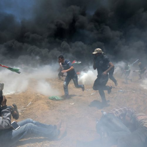 """""""Νάκμπα. 70 χρόνια εκτοπισμών και συνεχούς εθνοκάθαρσης των Παλαιστινίων"""" γράφει ο Ανδρέας Δενεζάκης"""