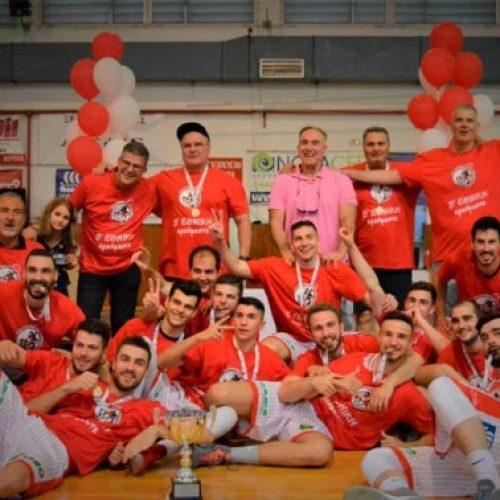 Μπάσκετ: Στη Β' Εθνική ο Φίλιππος - Επικράτησε του Πρωτέα Γρεβενών με 79-63