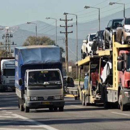 Απαγόρευση κυκλοφορίας φορτηγών  κατά την περίοδο εορτασμού της Πεντηκοστής και του Αγίου Πνεύματος