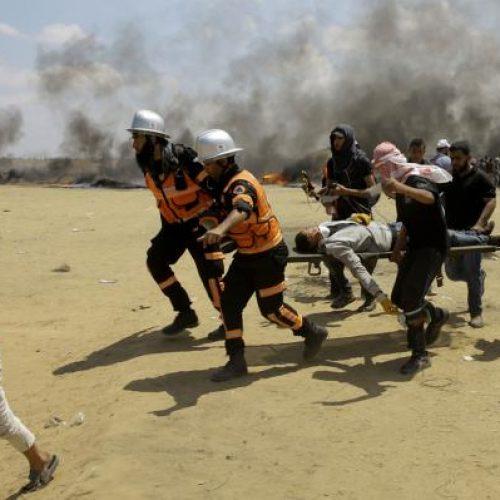 Η Τ.Ο. Ημαθίας του ΚΚΕ καταγγέλλει τη δολοφονική επίθεση του  Ισραήλ ενάντια στον παλαιστινιακό λαό