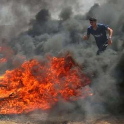 ΠΕΑΕΑ-ΔΣΕ Παράρτημα Νάουσας: Καταγγελία για τις δολοφονικές επιθέσεις του Ισραήλ κατά του Παλαιστινιακού Λαού