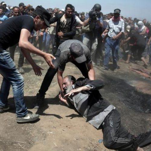 Καταγγέλλουμε με αποτροπιασμό τη νέα δολοφονική επίθεση του Ισραήλ ενάντια στον Παλαιστινιακό λαό!