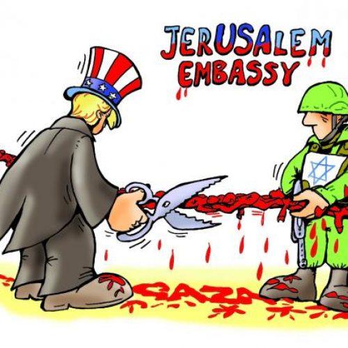 """""""Η αμερικανική αυτοκρατορία και το πιόνι της"""" γράφει ο Δημήτρης Μηλάκας"""
