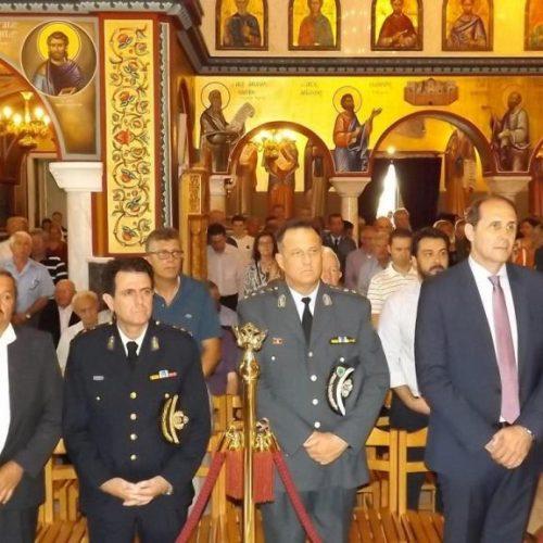 Ο Εορτασμός Ημέρας προς τιμή των Αποστράτων Ελληνικής Αστυνομίας