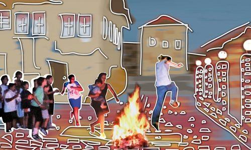 """Κυριώτισσας Ουτοπία 2018: """"Φωτιές τ' Αγιαννιού"""", Σάββατο 23 Ιούνη"""