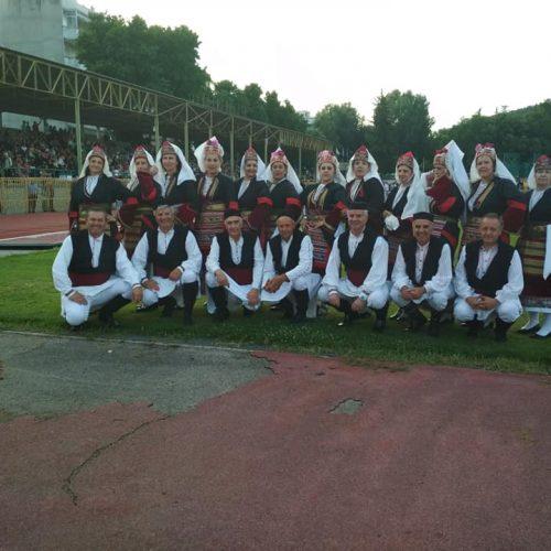 Δράσεις  του τμήματος πανελληνίων χορών της Ευξείνου Λέσχης Νάουσας
